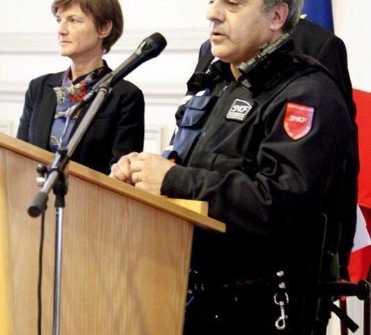 Top 10 Agent / Agente de la sûreté ferroviaire à Paris